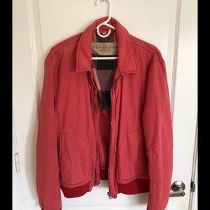 🌺Burberry coral orange Jacket